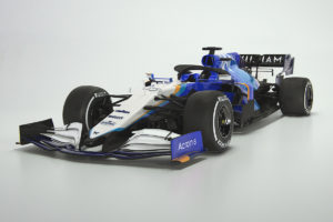 Der neue Williams Racing FW43B Credit: Williams