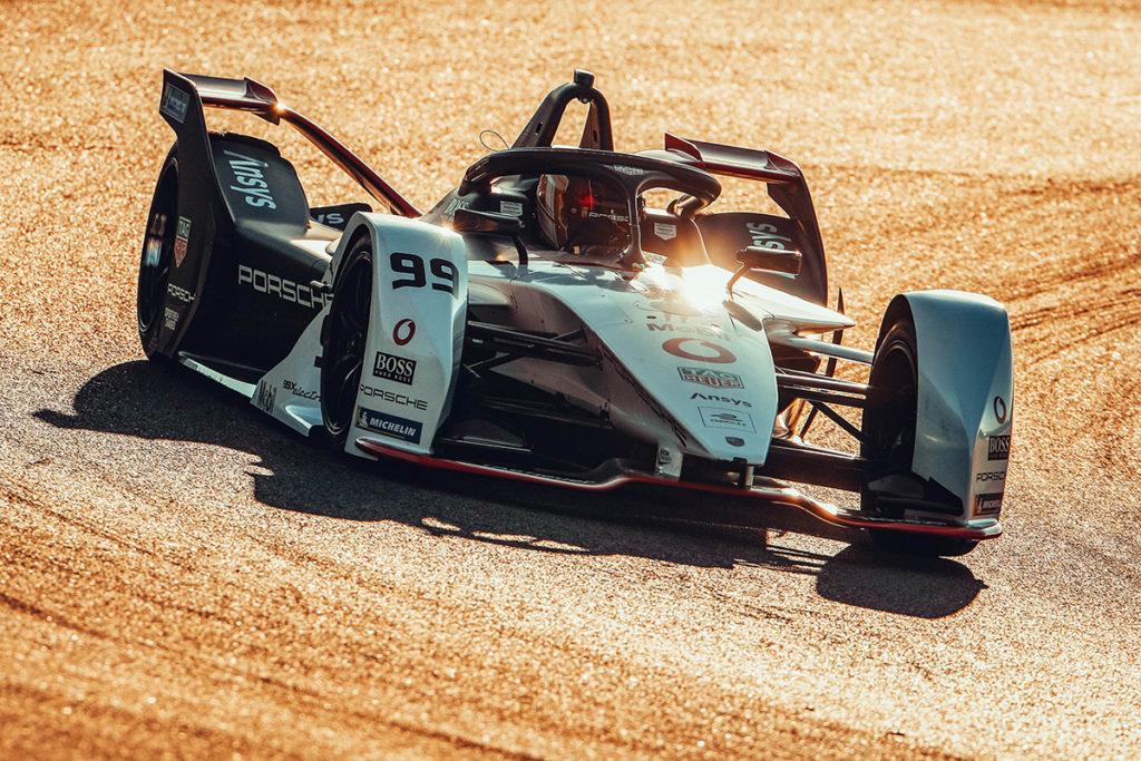 Formel E Porsche Motorsport 99x 2021