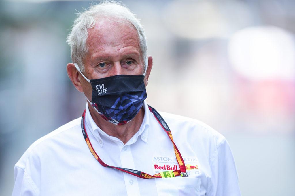 Formel 1 Red Bull Dr. Helmut Marko