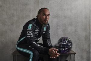 Lewis Hamilton Credit: Mercedes