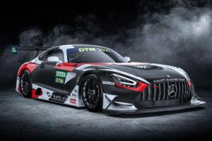 So sollen die DTM-Autos von Haupt Racing aussehen Credit: HRT