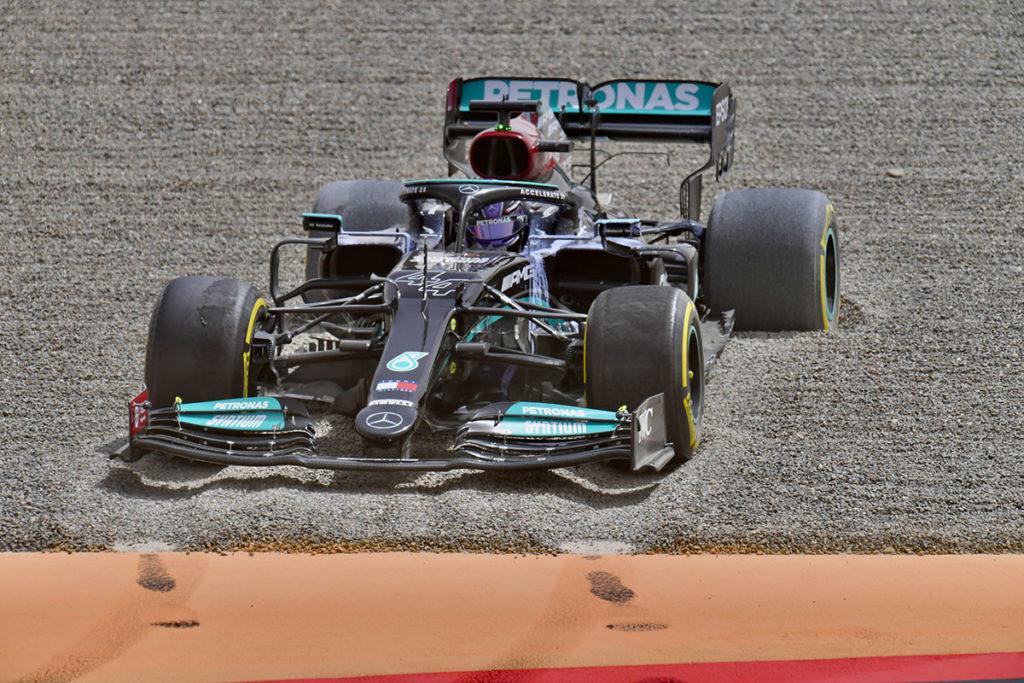 Formel 1 Lewis Hamilton Mercedes 2021