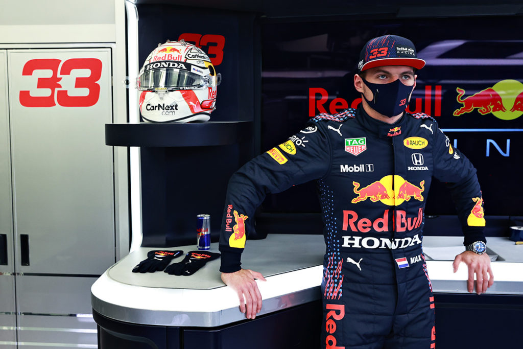 Max Verstappen Credit: Red Bull Content Pool