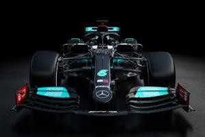 Mercedes W12 Credit: Mercedes
