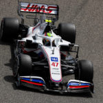 Mick Schumacher Formel 1 Test in Bahrain 2021