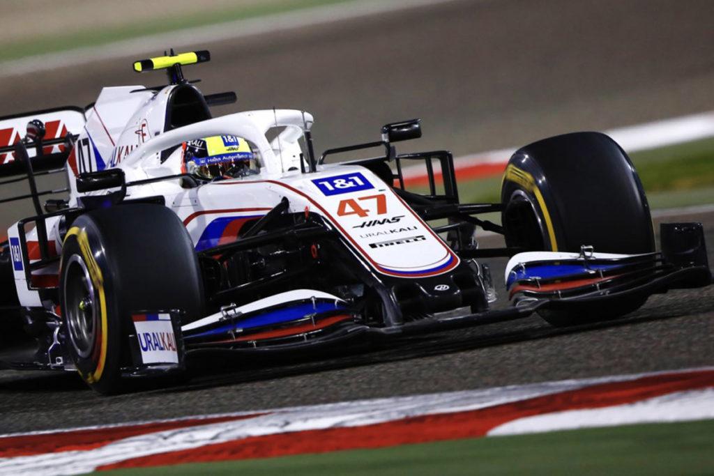 Mick Schumacher Formel 1 Haas Bahrain GP Rennen