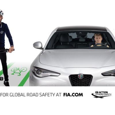 Formel 1 Mick Schumacher Road Safety 2021