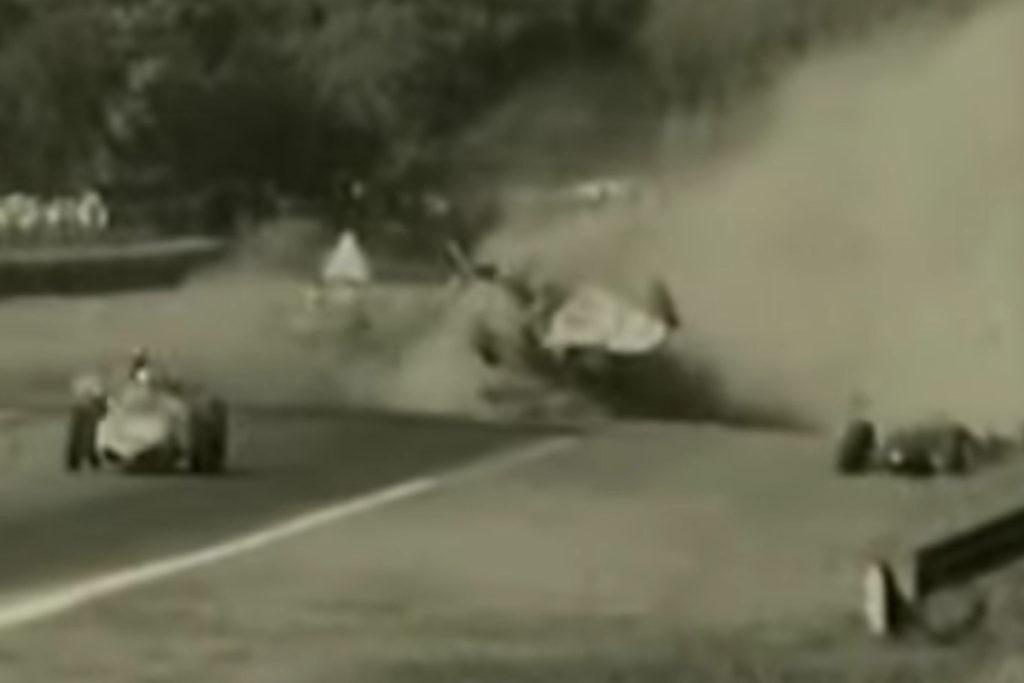 Formel 1 tödliche Unfälle Trips Tote
