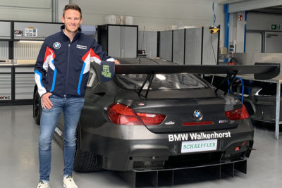 DTM BMW Walkenhorst Marco Wittmann