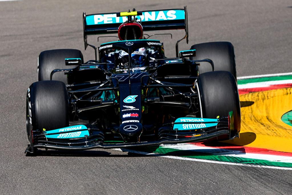 Formel 1 Valtteri Bottas Imola GP 2021