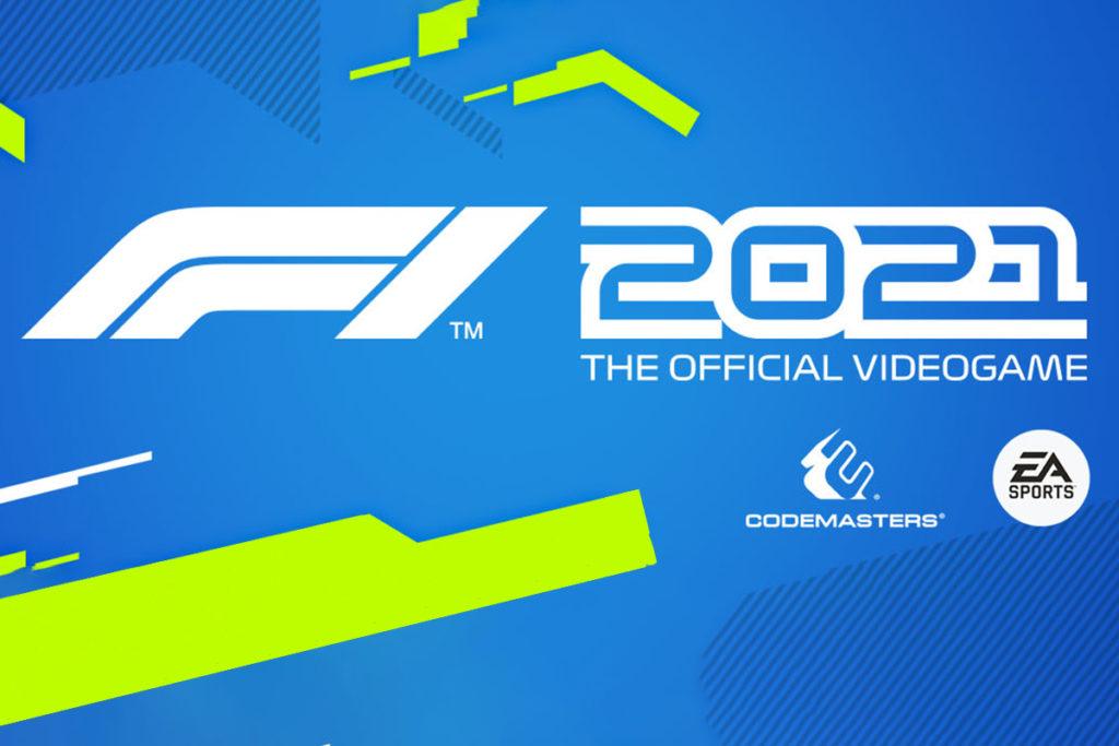 Formel 1 Videospiel Am 16. Juli erscheint f1 2021. Credit: Codemaster