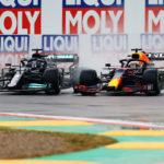 Formel 1 Lewis Hamilton Max Verstappen Imola GP