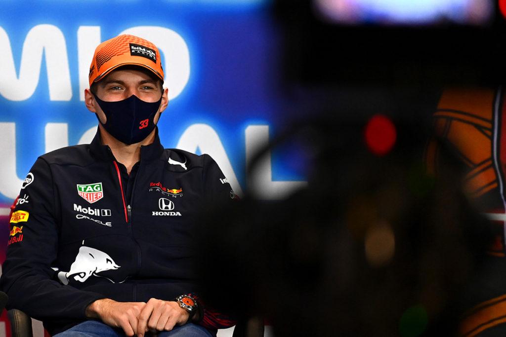 Formel 1 Max Verstappen Red Bull Portugal GP 2021