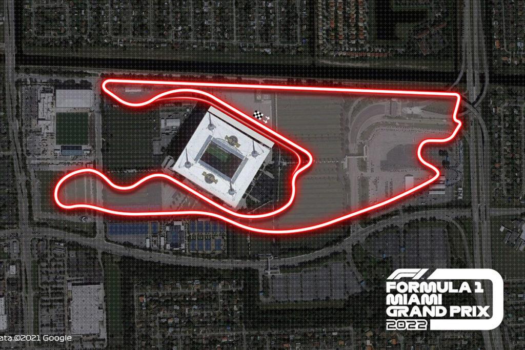 Formel 1 Miami Grand Prix 2022