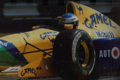 Formel 1 Michael Schumacher 1991