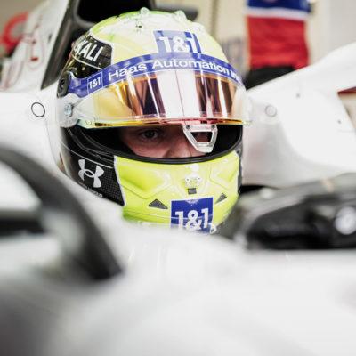 Formel 1 Mick Schumacher Haas Cockpit 2021