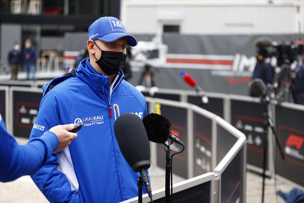 Formel 1 Mick Schumacher Haas 2021 Imola
