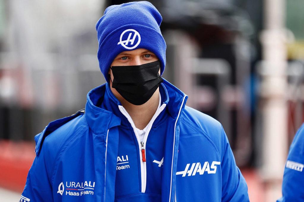 Formel 1 Mick Schumacher Imola 2021