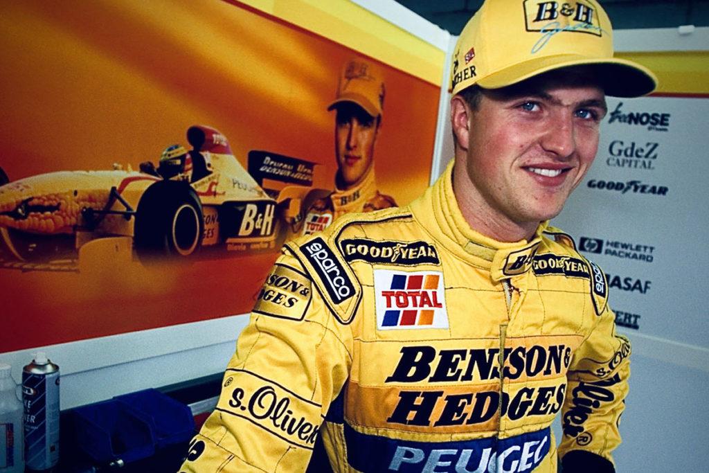 Formel 1 Ralf Schumacher 1997