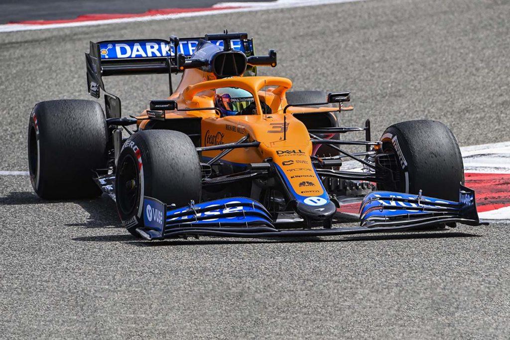 Formel 1 Daniel Ricciardo McLaren 2021