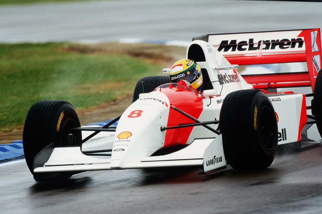 Formel 1 Senna 1993 Donington