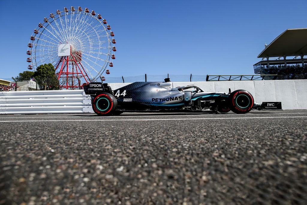 Formel 1 Japan GP Suzuka 2019