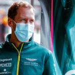 Formel 1 Sebastian Vettel Aston Martin Imola 2021