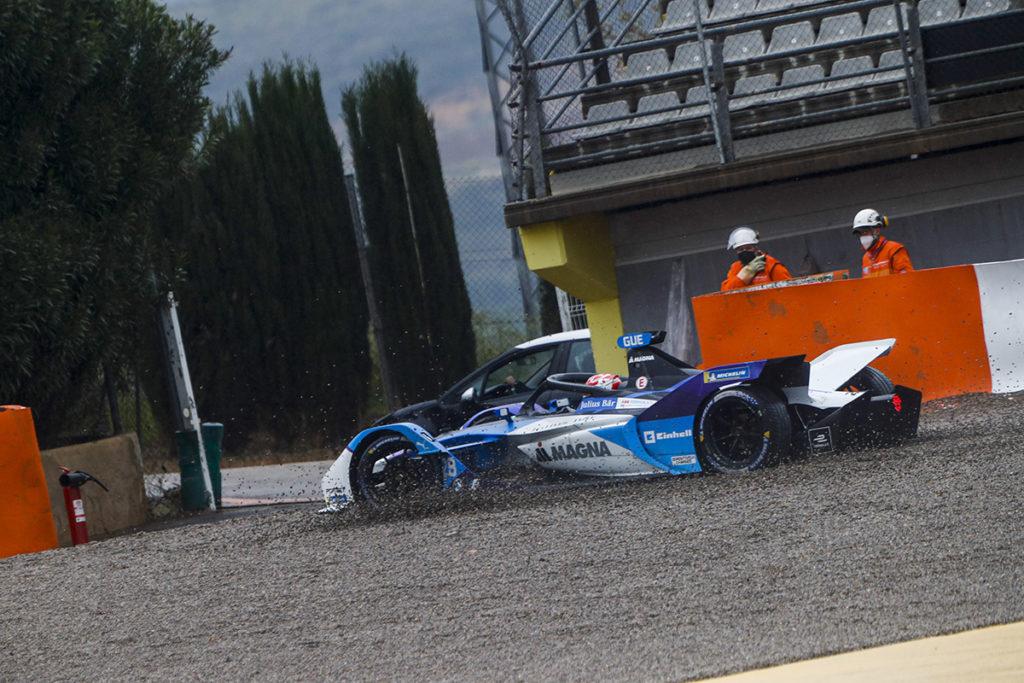 Formel E BMW Gunther Valencia ePrix 2021