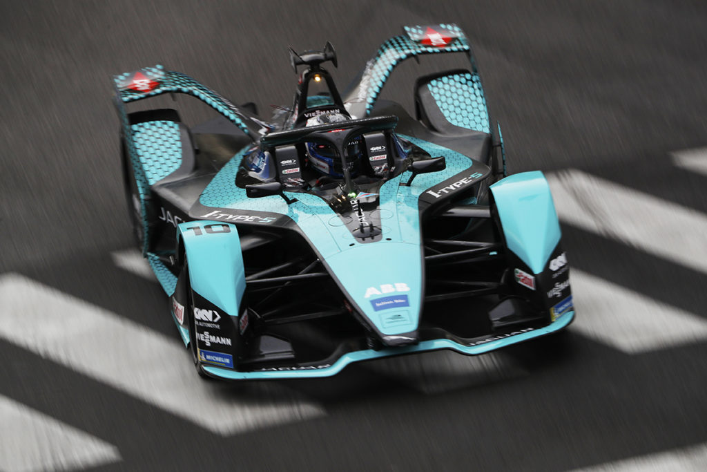 Formel E Jaguar 2021