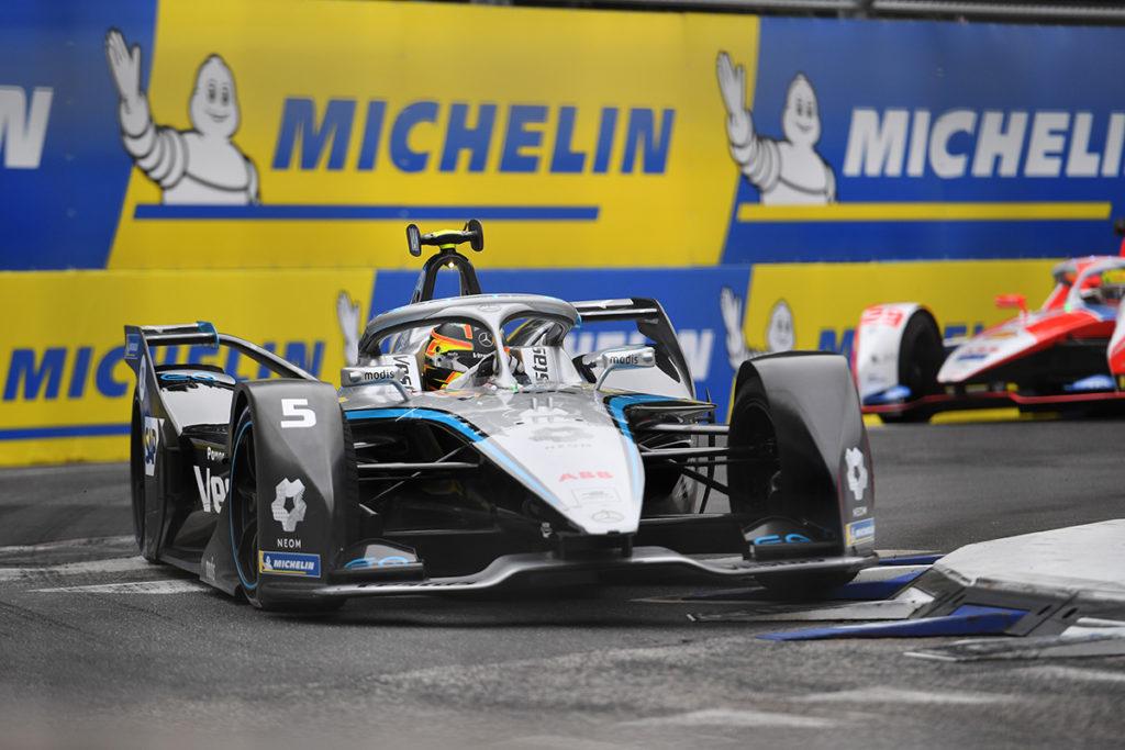 Formel E Mercedes 2021