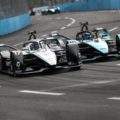 Formel E Mercedes gegen Jaguar 2021