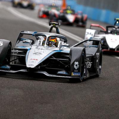 Formel E Mercedes Rom ePrix Stoffel Vandoorne