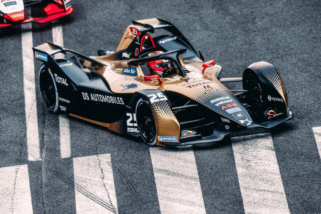 Formel E Rom ePrix Jean-Eric Vergne Techeetah 2021