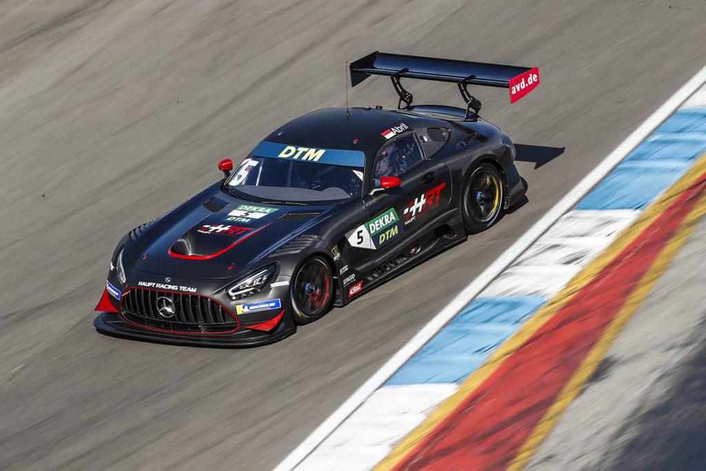 Haupt Racing Team. Credit: Hoch Zwei
