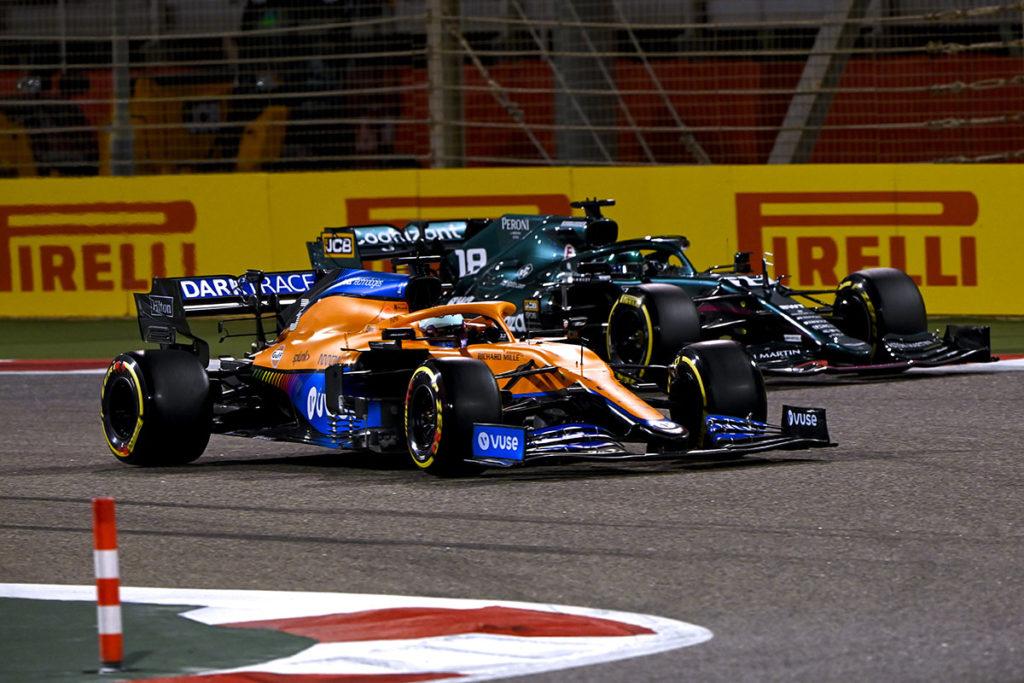 Daniel Ricciardo McLaren Formel 1 2021