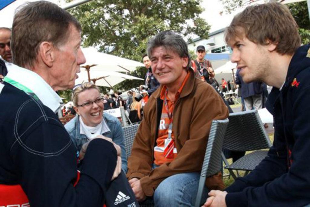Rallye-Legende Walter Röhrl macht sich für Vettel stark