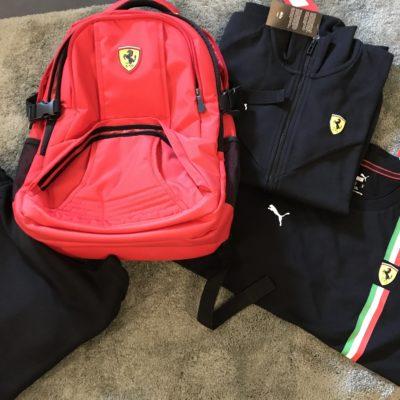Formel 1 Gewinnspiel Gewinn Ferrari