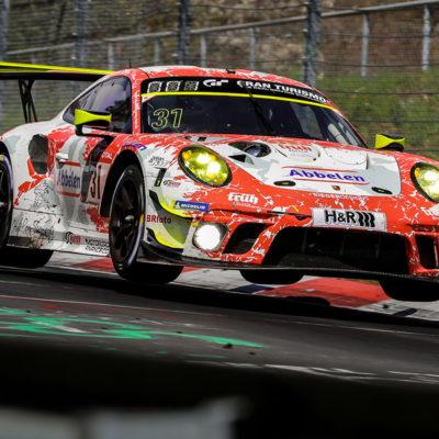 24h Nürburgring Quali Rennen 2021 Porsche