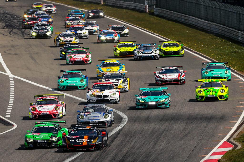 ADAC TOTAL 24 Stunden Nürburgring Qualifikationsrennen 2021 Foto: Gruppe C Photography