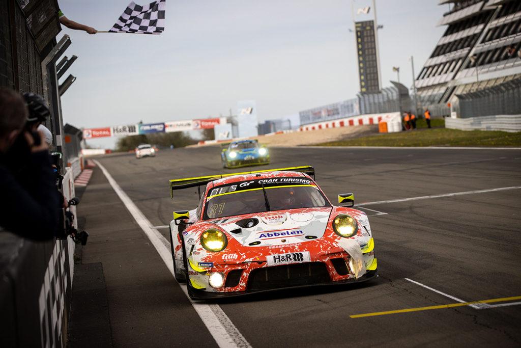ADAC TOTAL 24h Nürburgring Qualifikationsrennen 2021 Foto: Gruppe C Photography