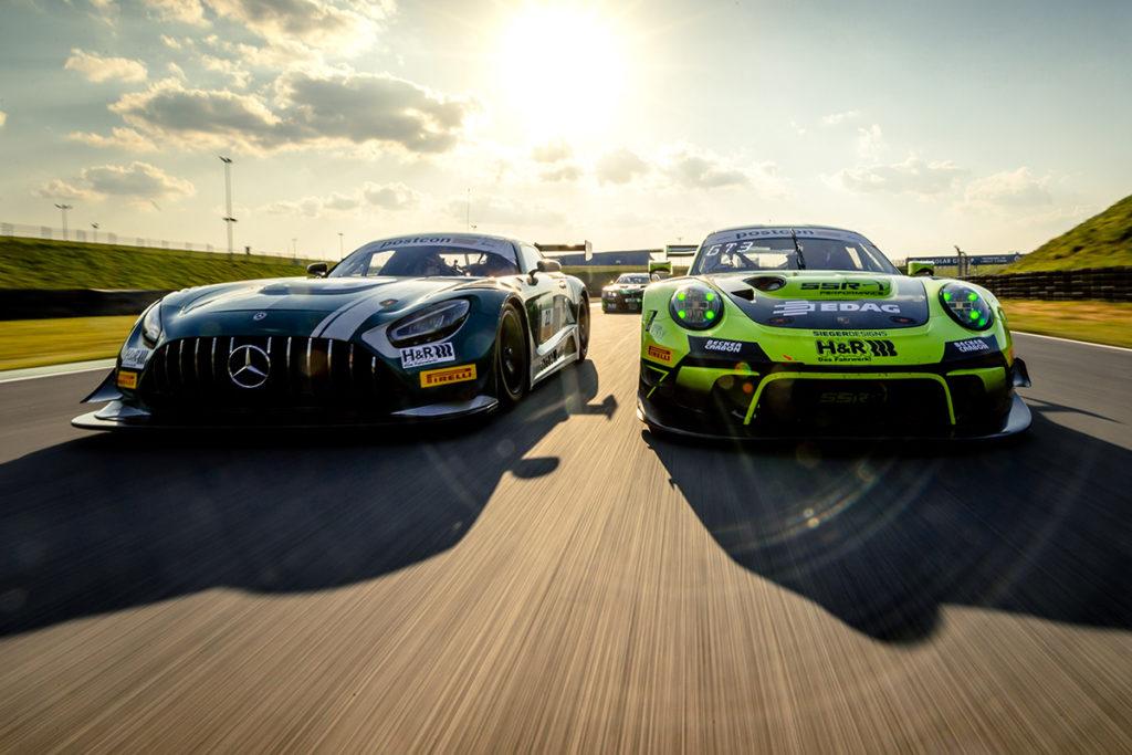 ADAC GT Masters, Testfahrten Oschersleben 2021. Credit: Gruppe C Photography