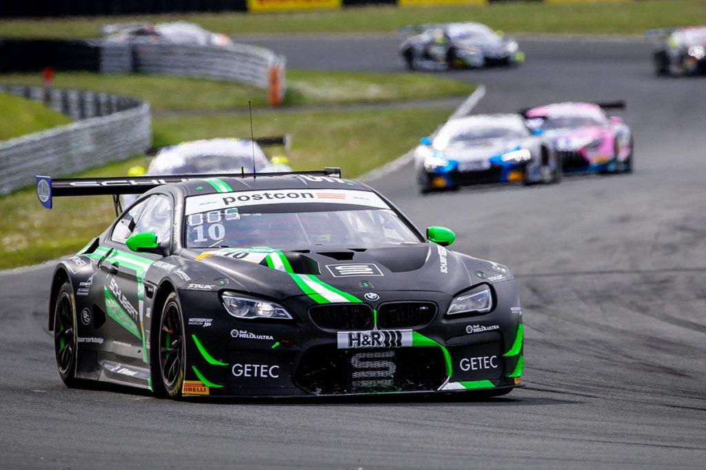 ADAC GT Masters 2021 BMW M6 GT3 Oschersleben