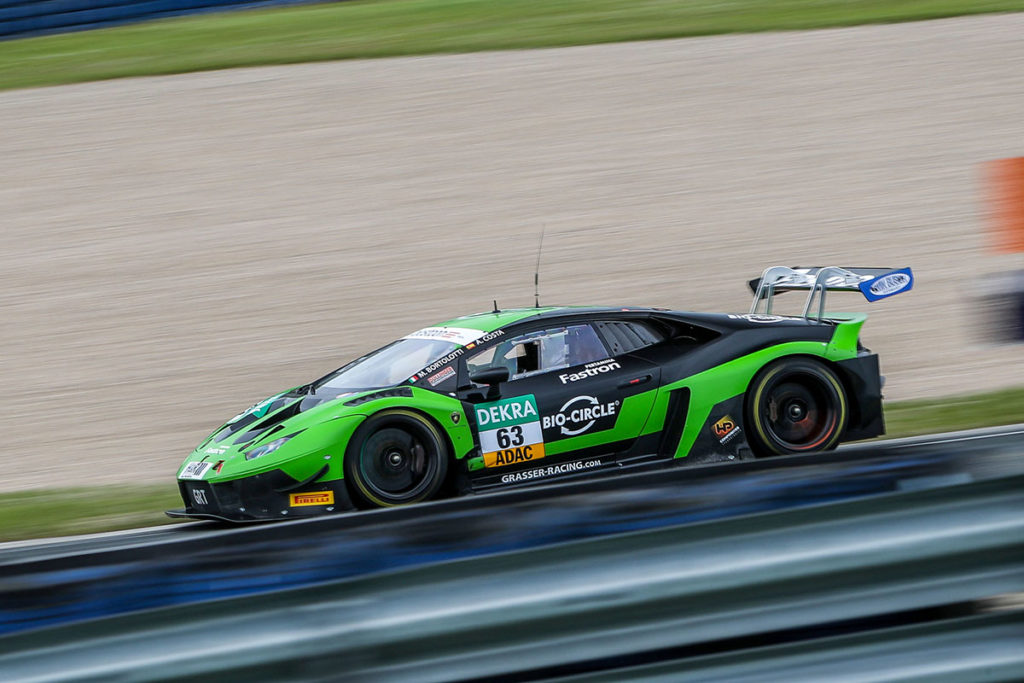 ADAC GT Masters Lamborghini Oschersleben 2021
