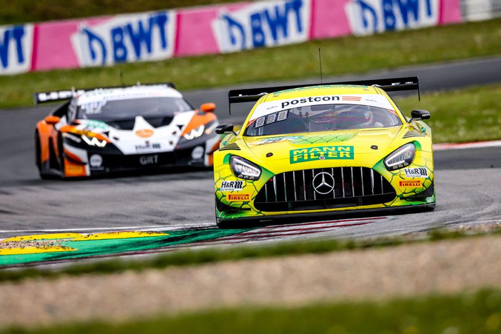 ADAC GT Masters Mercedes Oschersleben 2021