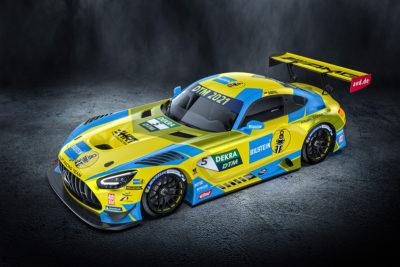 HRT Auto Bild DTM 2021