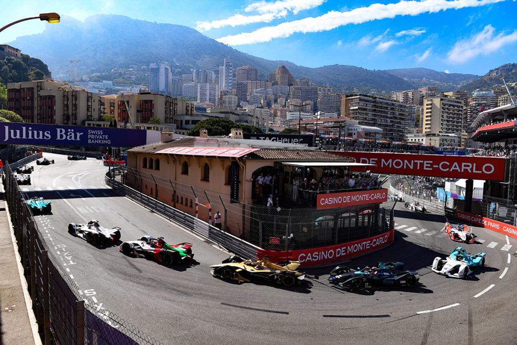 Formel E Monaco ePrix 2019