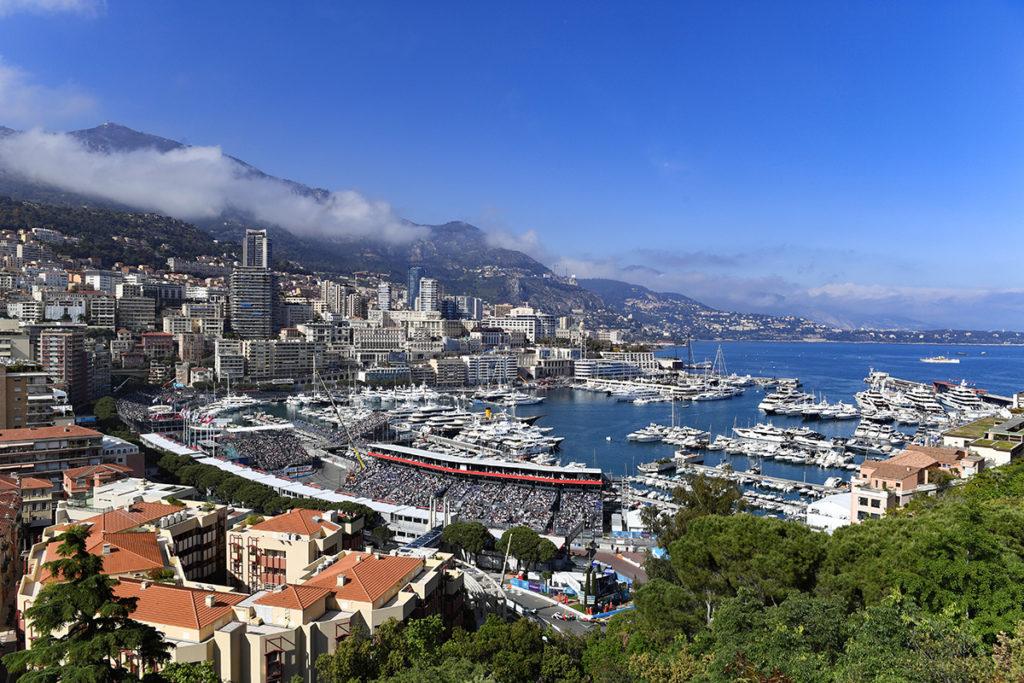 Formula E Monaco ePrix 2019