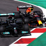 Formel 1 Max Verstappen Lewis Hamilton Mercedes Red Bull Portugal GP 2021