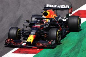 Formel 1 Max Verstappen Red Bull Portugal GP 2021 Rennen