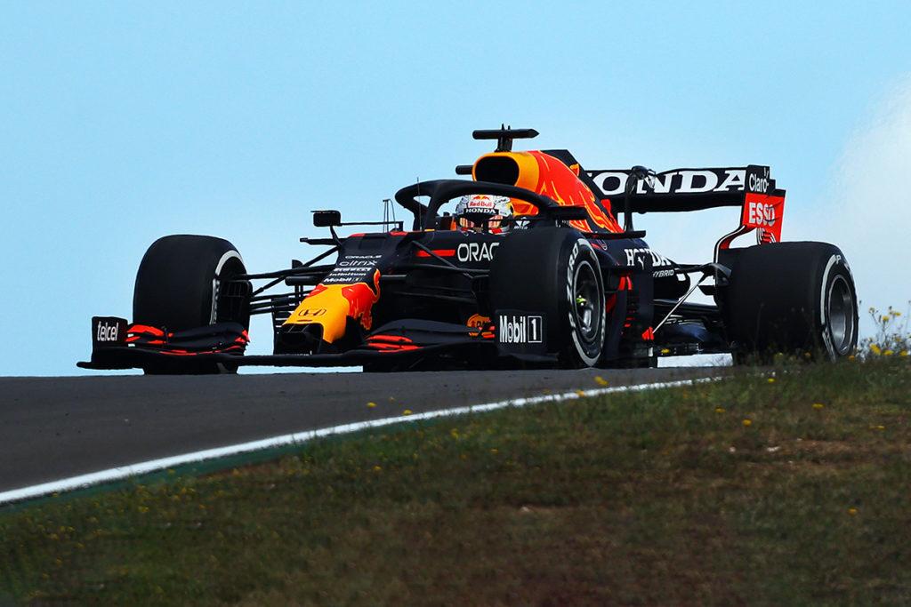Formel 1 Max Verstappen Red Bull Portugal GP 2021 Quali